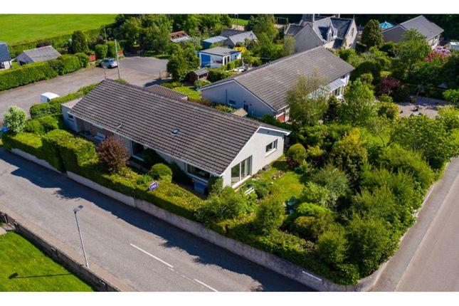 Thumbnail Detached bungalow for sale in Meft Road, Urquhart, Nr Elgin