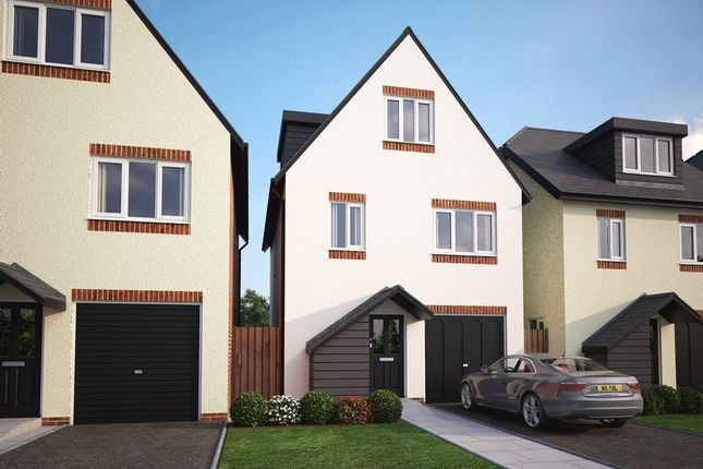 Outside Front of 'harlech' Plot 7, Gadlys Brow, Bagillt CH6
