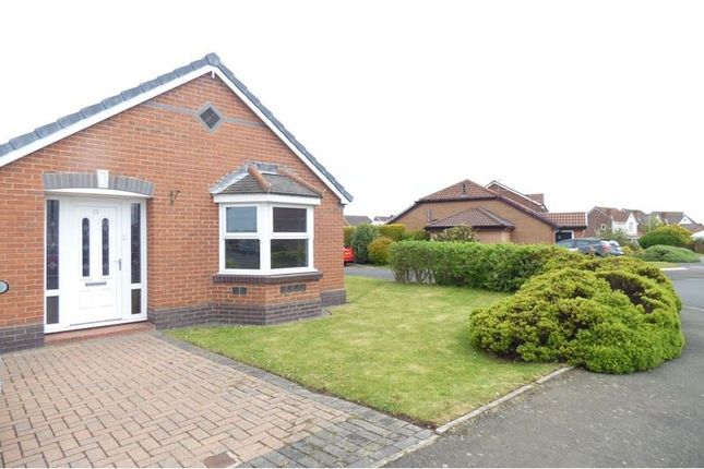 Thumbnail Bungalow to rent in Gateley Avenue, Blyth