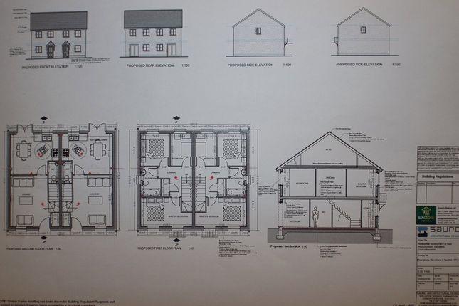 3 bed semi-detached house for sale in Rhos Y Bryn Road, Cefneithin, Llanelli