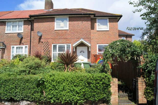 Thumbnail End terrace house to rent in Goudhurst Road, Bromley