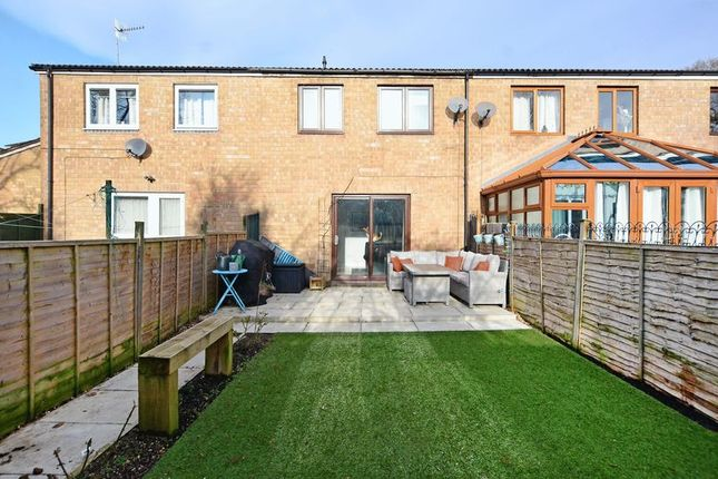 Thumbnail Town house for sale in Totley Brook Way, Dore, Sheffield
