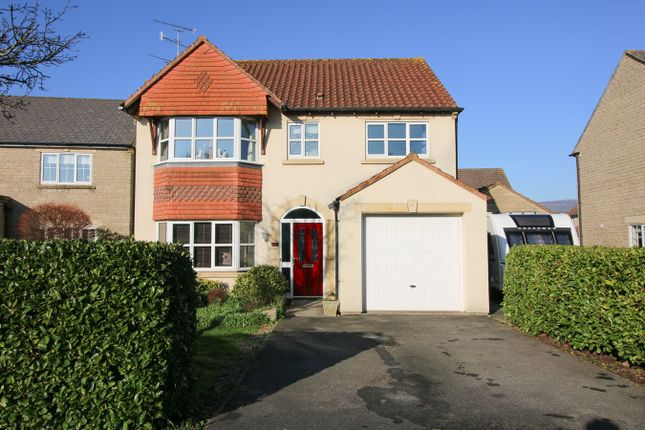 Thumbnail Detached house for sale in Saxon Way, Cheddar