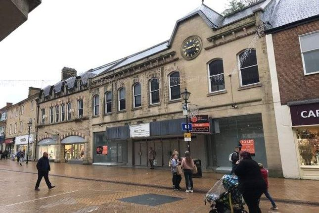 Thumbnail Retail premises to let in 32-34 Westgate, 32-34 Westgate, Mansfield