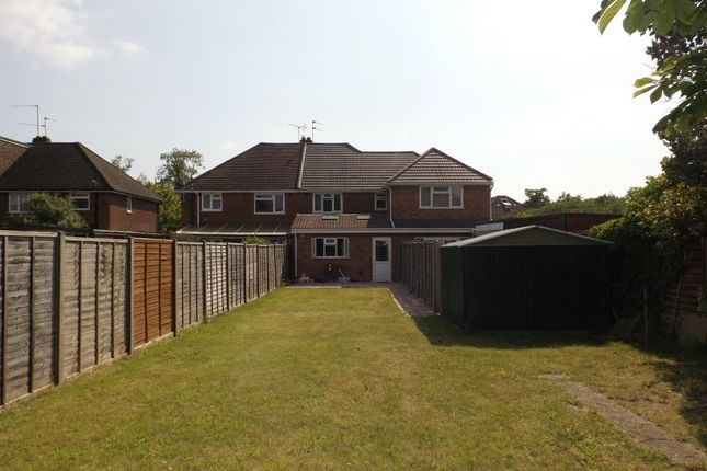 Thumbnail Terraced house to rent in Mulberry Drive, Langley