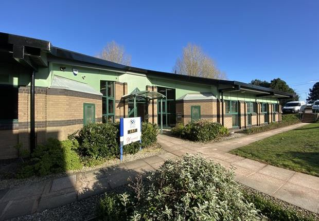 Thumbnail Office to let in 10, Howard Court, Manor Park, Runcorn