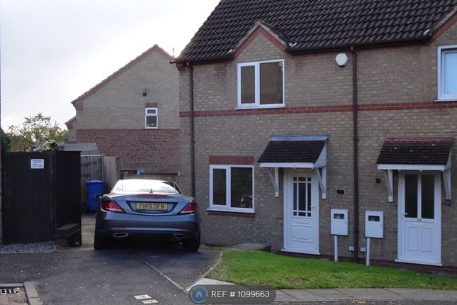 1 bed semi-detached house to rent in Solway Close, Derby DE21