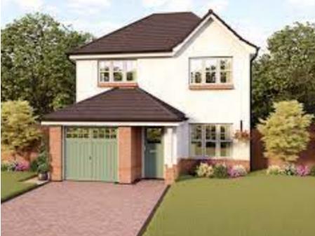 2 bed terraced house to rent in Rhodfa'r Coed, Drury, Buckley CH7