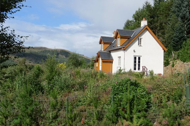 Thumbnail Detached house for sale in Silverbridge, Garve, Ross-Shire