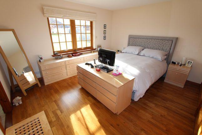 Master Bedroom of Mansefield Park, Kirkhill, Inverness IV5