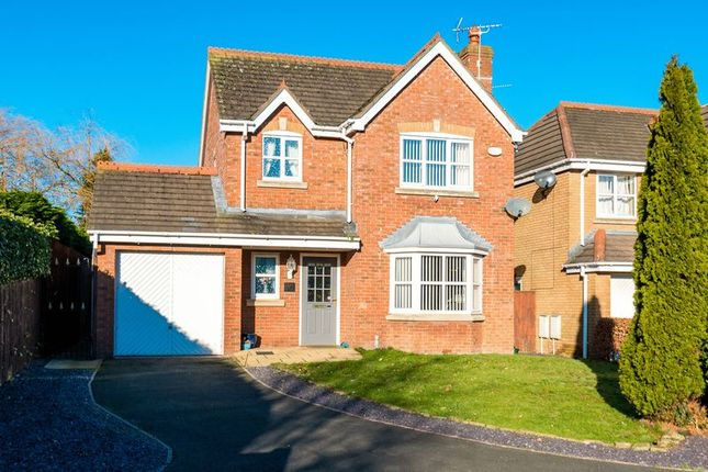 Thumbnail Detached house for sale in Delph Drive, Burscough, Ormskirk