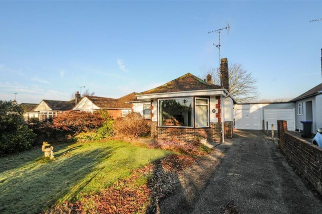 Thumbnail Detached bungalow for sale in Goring Way, Goring By Sea, West Sussex