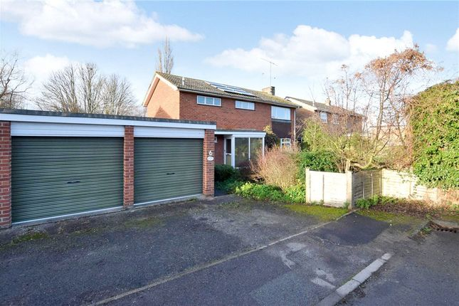 Thumbnail Detached house for sale in Beaconsfield Close, Sudbury, Suffolk