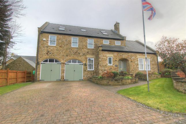 Thumbnail Detached house for sale in The Garth, Medomsley, Consett