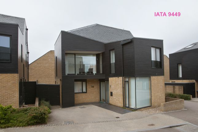 Thumbnail Detached house for sale in Langdale Street, Newhall, Harlow