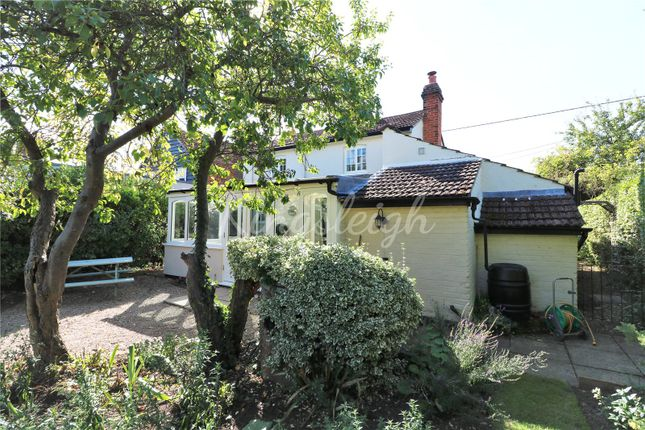 Thumbnail Semi-detached house for sale in The Heath, Dedham, Colchester, Essex