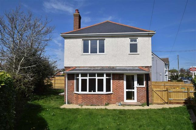 Thumbnail Detached house to rent in Compton Road, New Milton
