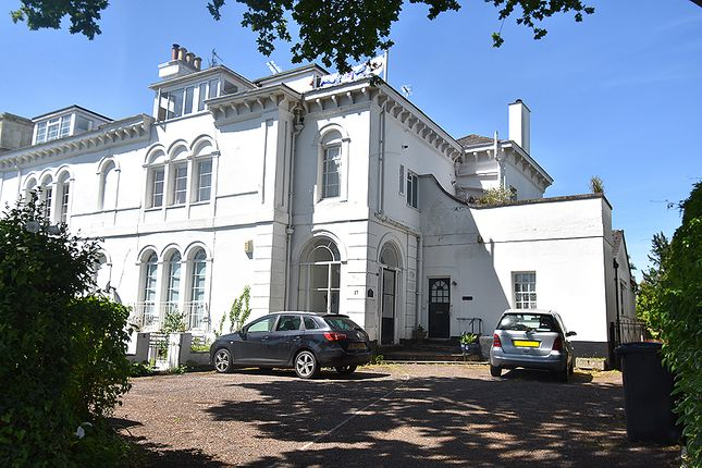 Thumbnail Duplex for sale in Victoria Park Road, St Leonards, Exeter