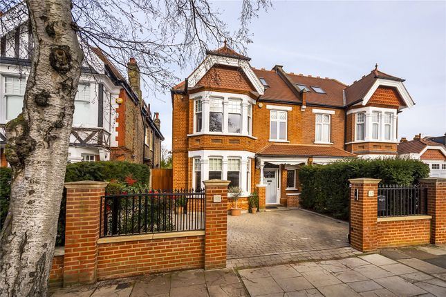 Thumbnail Semi-detached house for sale in Stanway Gardens, Ealing Common, Acton