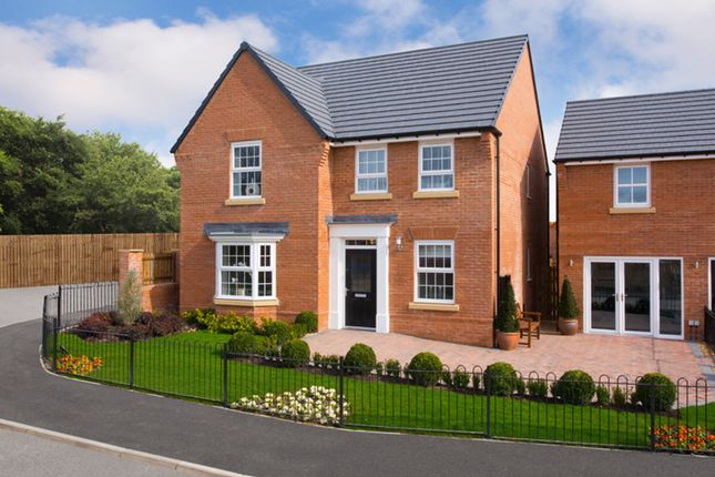 "Thumbnail Detached house for sale in ""Holden"" at Green Lane, Barnard Castle, Barnard Castle"