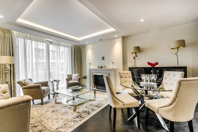 Thumbnail Flat to rent in Gladstone House, The Strand