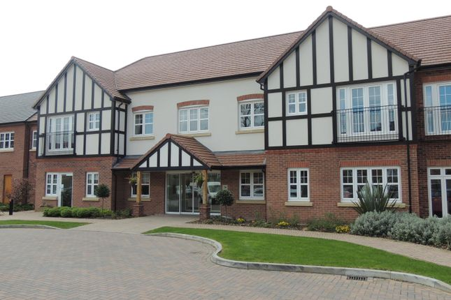Thumbnail Flat for sale in Ravenshaw Court, Knowle, Solihull