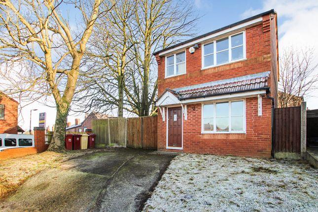 Torrisdale Close, Bolton BL3