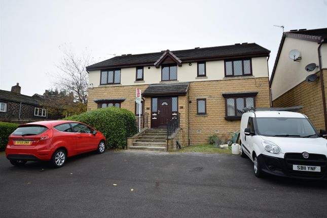 Thumbnail Studio for sale in Sanderson Avenue, Wibsey, Bradford