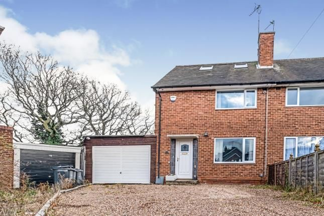 Thumbnail Semi-detached house for sale in Edenbridge Road, Hall Green, Birmingham, West Midlands