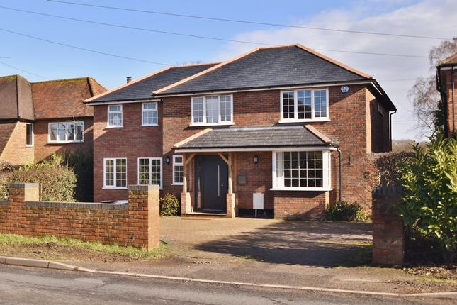 Thumbnail Detached house to rent in Hazlemere Road, Penn, High Wycombe