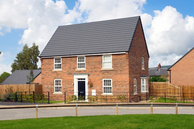 """Thumbnail Detached house for sale in """"Cornell"""" at Craneshaugh Close, Hexham"""