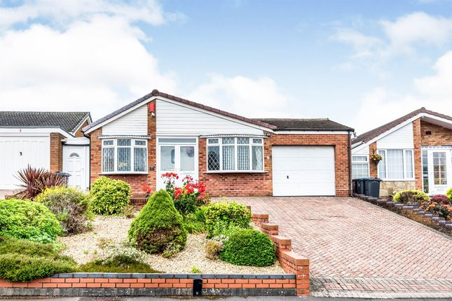 Thumbnail Detached bungalow for sale in Durley Drive, Sutton Coldfield