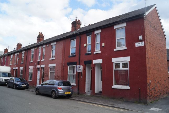 Thumbnail Terraced house to rent in Eva Street, Rushlome