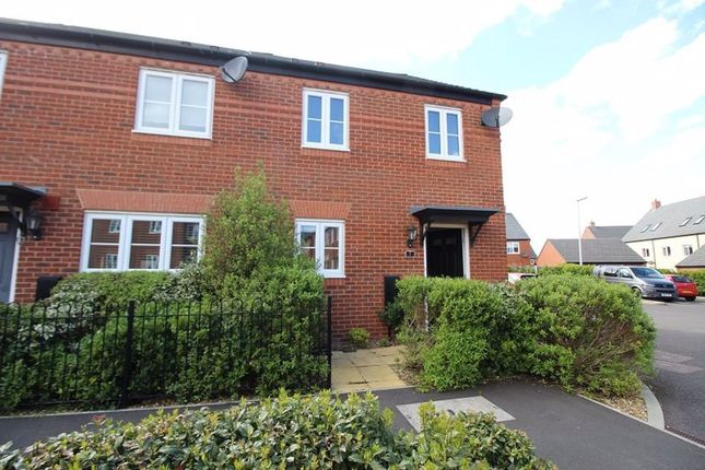 3 bed semi-detached house to rent in Hardings Wood Avenue, Sandbach CW11