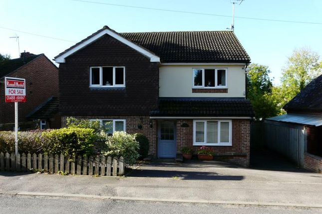 Thumbnail Detached house for sale in Newbury Road, Lambourn, Hungerford
