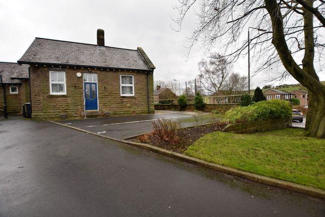 Thumbnail Flat for sale in The Lodge, Ollersett Drive, New Mills, High Peak