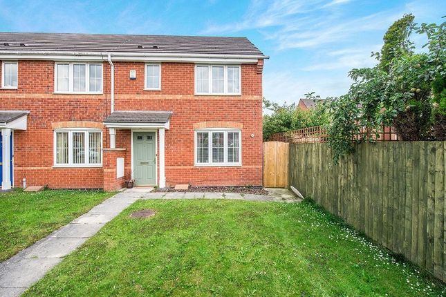 Thumbnail Property to rent in Horsey Mere Gardens, St. Helens