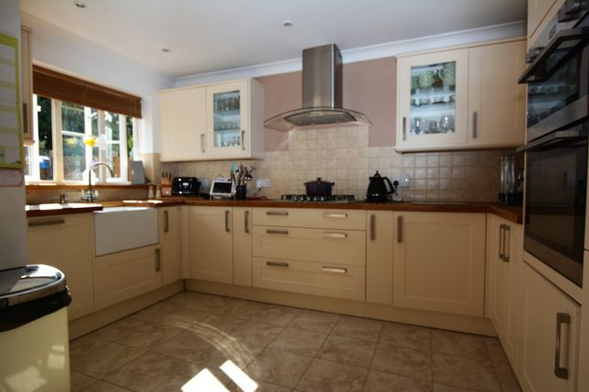 Thumbnail Detached house for sale in Waltham Close, Willesborough, Ashford