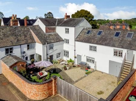 Thumbnail Detached house for sale in Claybrooke Magna, Lutterworth, Leicestershire