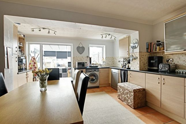 Thumbnail 3 bed semi-detached house for sale in Jellison Walk, Keyingham, Hull