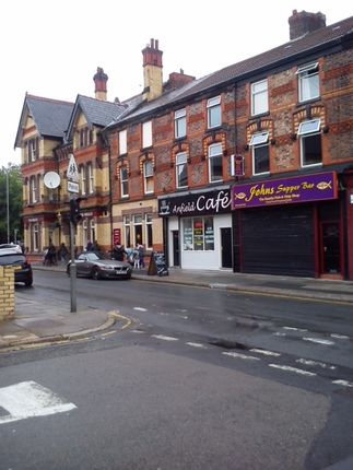 Thumbnail Restaurant/cafe to let in Anfield Road, Liverpool
