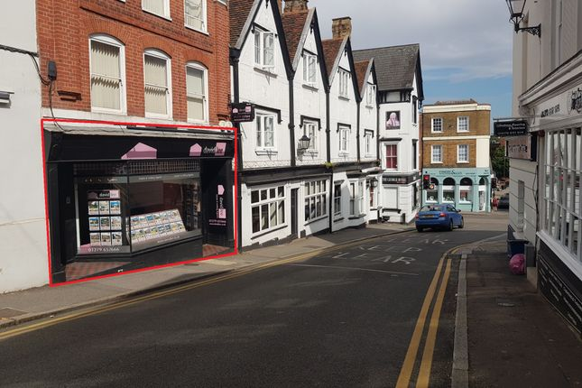Thumbnail Retail premises to let in High Street, Bishop's Stortford
