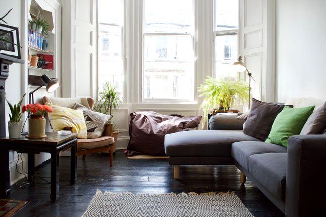 Thumbnail Flat to rent in Edina Street, Edinburgh