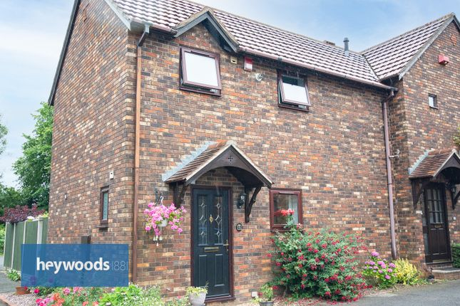Thumbnail Semi-detached house for sale in Kingsdown Mews, Clayton, Newcastle