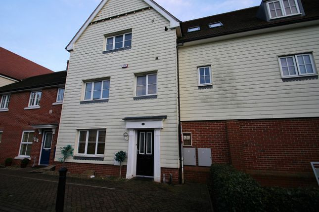 Thumbnail Terraced house to rent in Weetmans Drive, Myland, Colchester, Essex