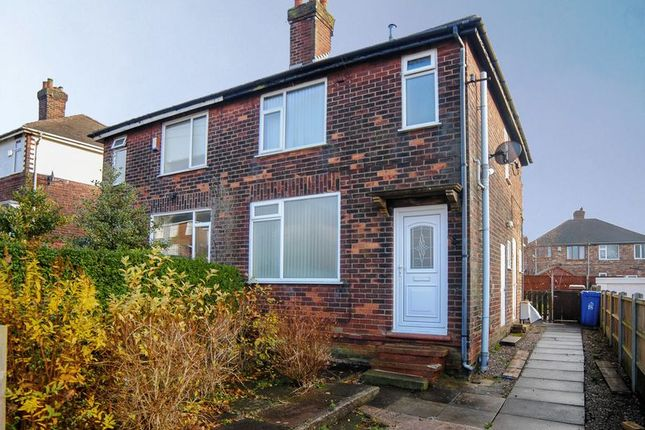 Thumbnail Semi-detached house to rent in Lombardy Grove, Meir, Stoke-On-Trent