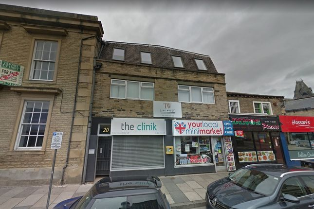 Thumbnail Retail premises for sale in Bethel Street, Brighouse
