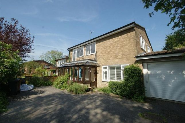 Thumbnail Detached house for sale in Haydown Leas, Vernham Dean, Andover