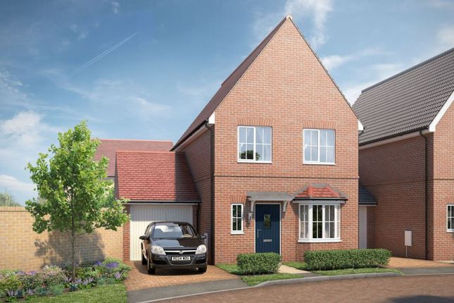 "Thumbnail Property for sale in ""The Sussex"" at Yarrow Walk, Red Lodge, Bury St. Edmunds"