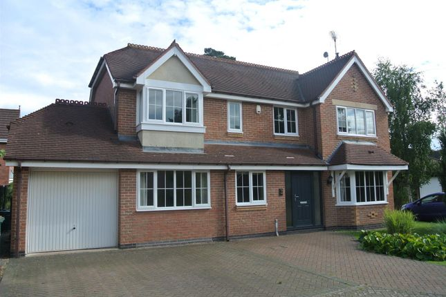 Thumbnail Detached house to rent in Heath Green Way, Coventry